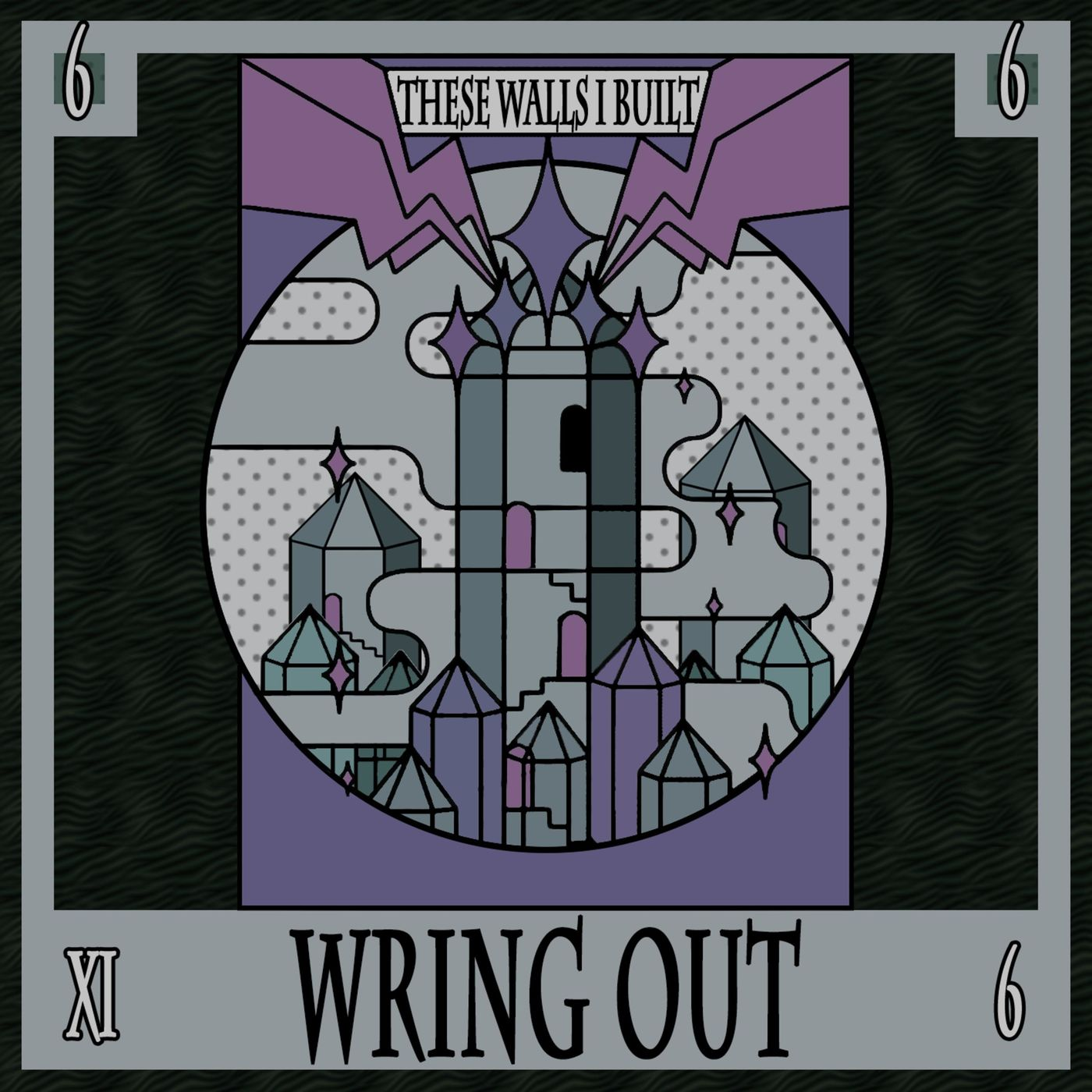 Wring Out - These Walls I Built [EP] (2020)