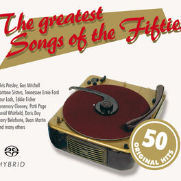 Album cover of The Greatest Songs Of The Fifties