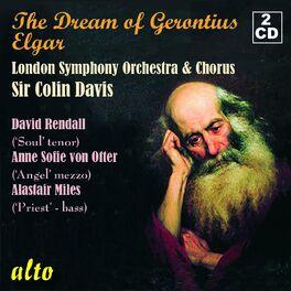 Album cover of Elgar: The Dream of Gerontius – von Otter, Rendell, Davis, London Symphony Orchestra