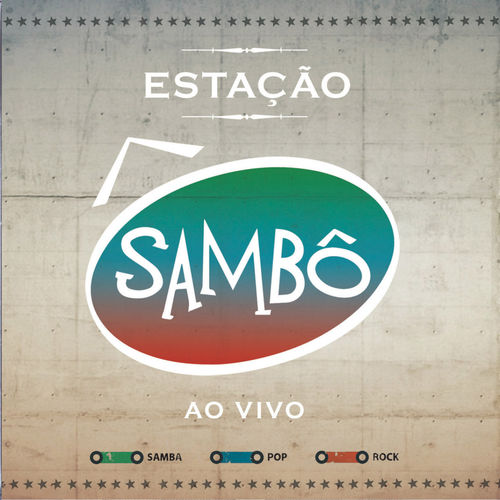 Baixar CD Estação Sambô – Ao Vivo – Sambô (2012) Grátis