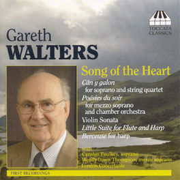 Album cover of Walters, G.: Can Y Gallon / Little Suite / Violin Sonata / Berceuse / Poesies Du Soir