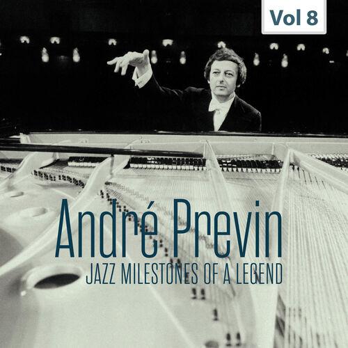 Andr Previn Jazz Milestones Of A Legend