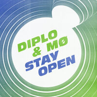 Stay Open - DIPLO-MO
