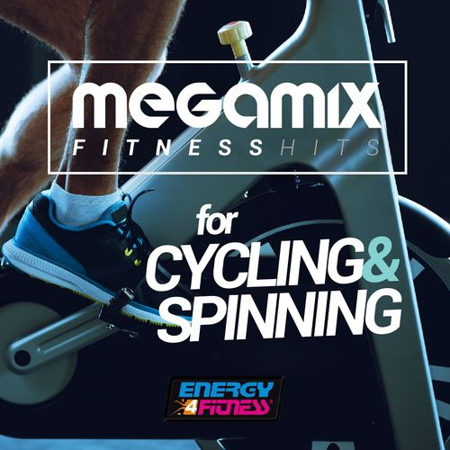 Baixar CD Megamix Fitness Hits for Cycling and Spinning (25 Tracks Non-Stop Mixed Compilation for Fitness & Workout) – Various Artists (2016) Grátis