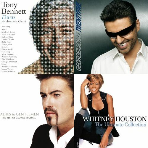 Lista pesama George Michael (duets and featuring) – Slušaj na Deezer