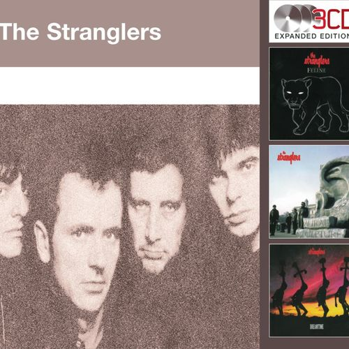 The Stranglers: Feline/Aural Sculpture/Dreamtime - Music Streaming