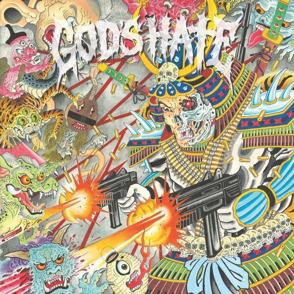 God's Hate - God's Hate [single] (2021)