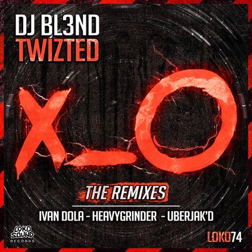 Baixar CD Twizted (Remixes) – DJ BL3ND (2017) Grátis