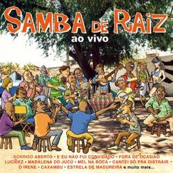 Samba De Raiz – Samba de Raiz – Ao Vivo 2002 CD Completo