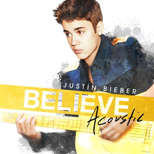 Baixar CD Believe Acoustic – Justin Bieber (2013) Grátis