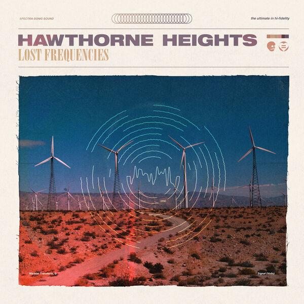 Hawthorne Heights - Hard to Breathe [EP] (2019)