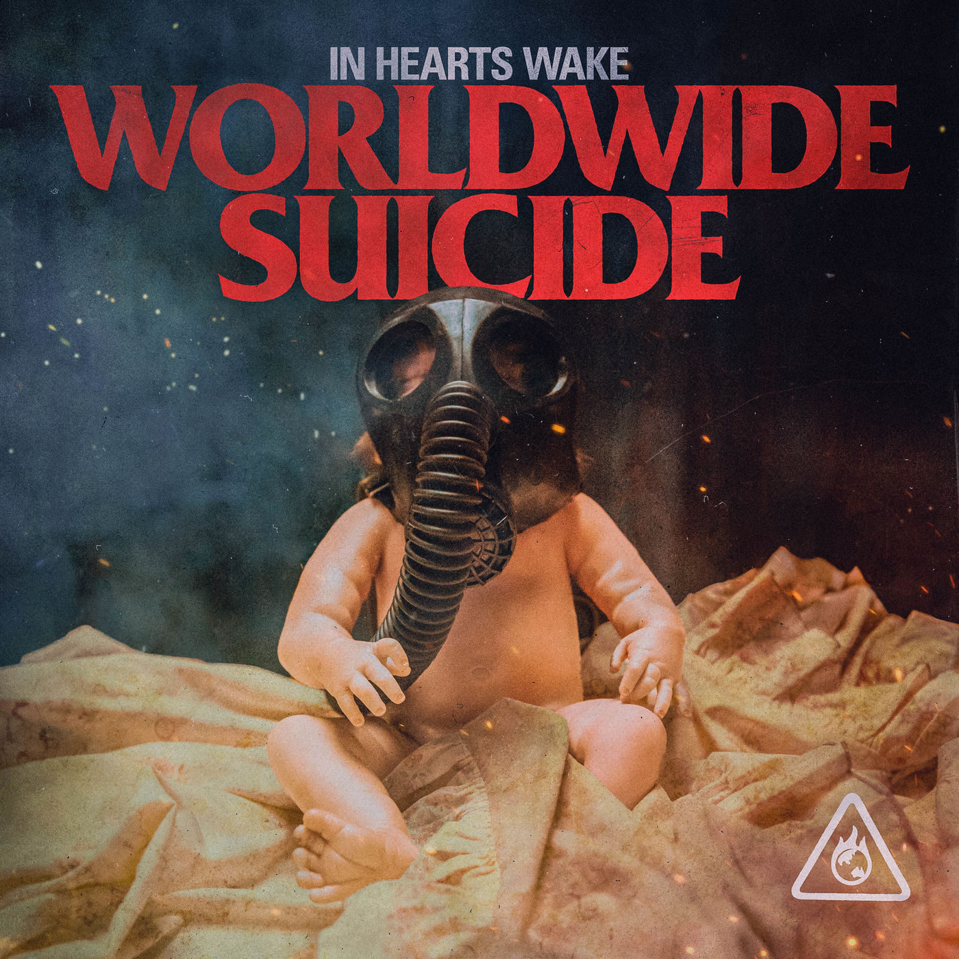 In Hearts Wake - Worldwide Suicide [single] (2020)