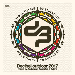 Album cover of Decibel outdoor 2017