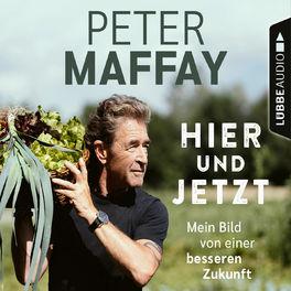 Album cover of Hier und Jetzt - Mein Bild von einer besseren Zukunft (Ungekürzt)