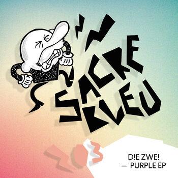 Purple cover