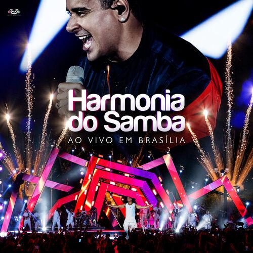 CD Harmonia Do Samba – Ao Vivo Em Brasília – Harmonia Do Samba (2017)