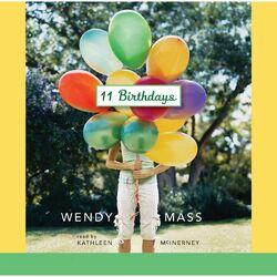 11 Birthdays - Willow Falls 1 (Unabridged) Audiobook
