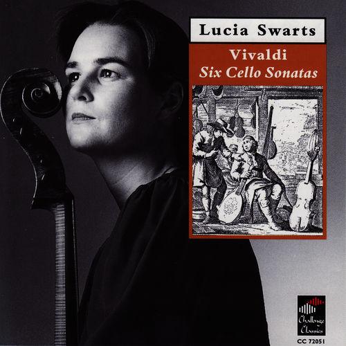 Baixar CD Vivaldi: Six Cello Sonatas – Lucia Swarts (2007) Grátis