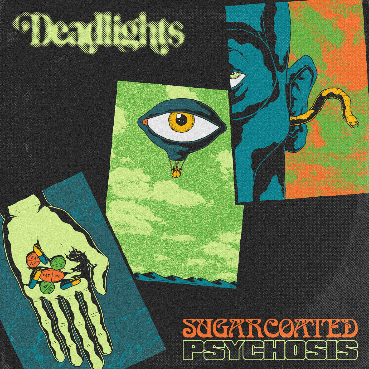 DeadLights - Sugarcoated Psychosis [single] (2019)