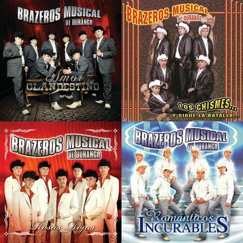 Brazeros Musical Playlist Listen Now On Deezer Music Streaming
