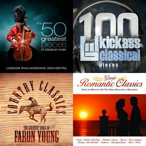 Wolfgang Amadeus Mozart – 100 Kickass Classical Pi playlist - Listen