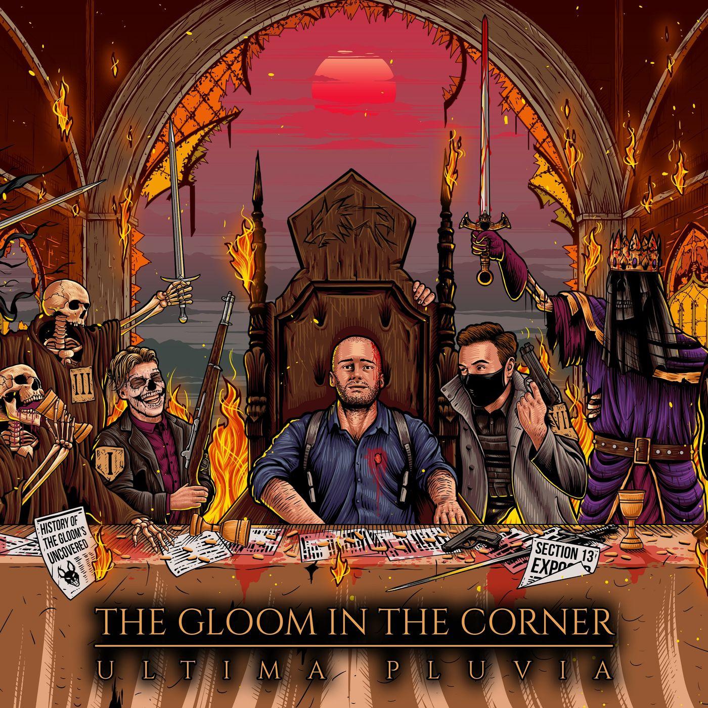 The Gloom In The Corner - Ultima Pluvia [EP] (2020)