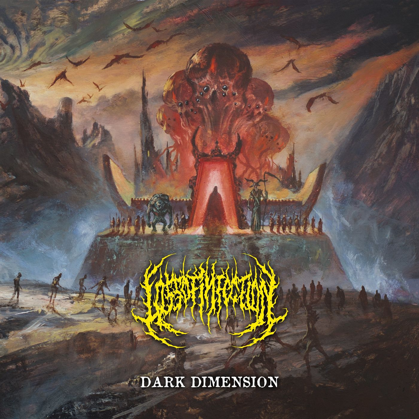 Loss of Infection - Dark dimension [EP] (2020)