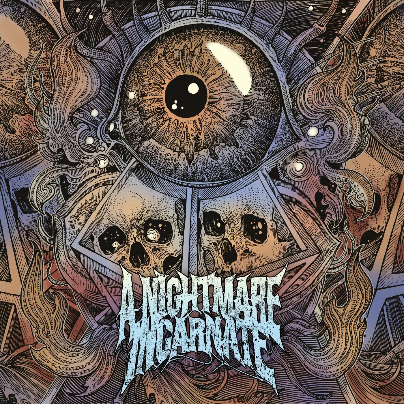 A Nightmare Incarnate - Maggots [single] (2021)