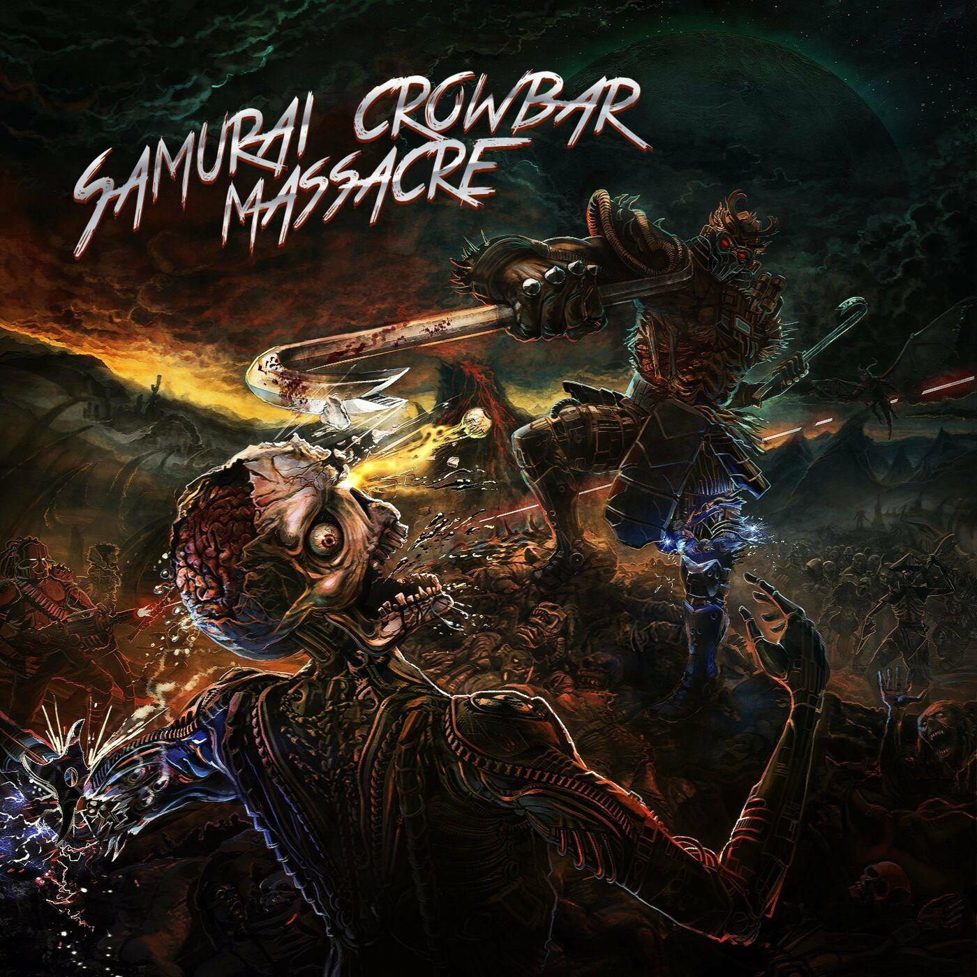 Samurai Crowbar Massacre - S.C.M. [EP] (2020)