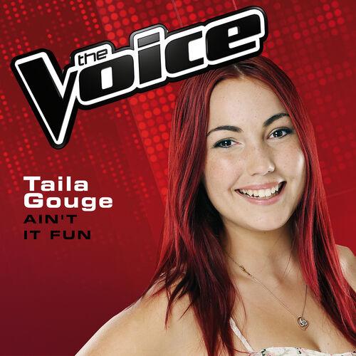 Taila Gouge: Ain't It Fun (The Voice Australia 2014