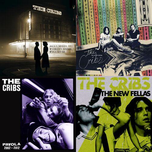 Cribs Playlist Listen Now On Deezer Music Streaming
