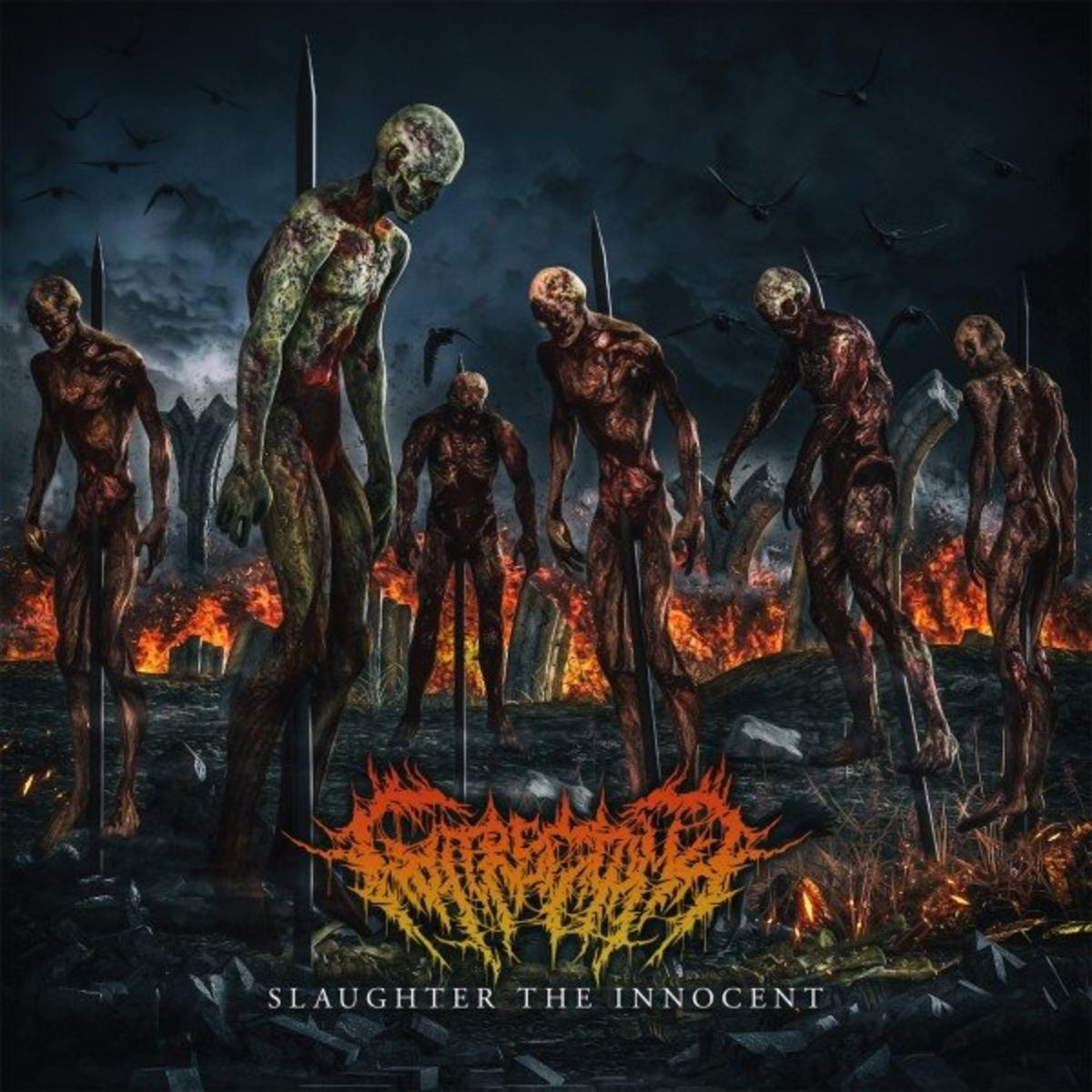 Gutrectomy - Slaughter the Innocent [single] (2020)