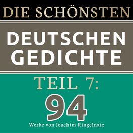 Jürgen Fritsche Die Schönsten Deutschen Gedichte 7 94