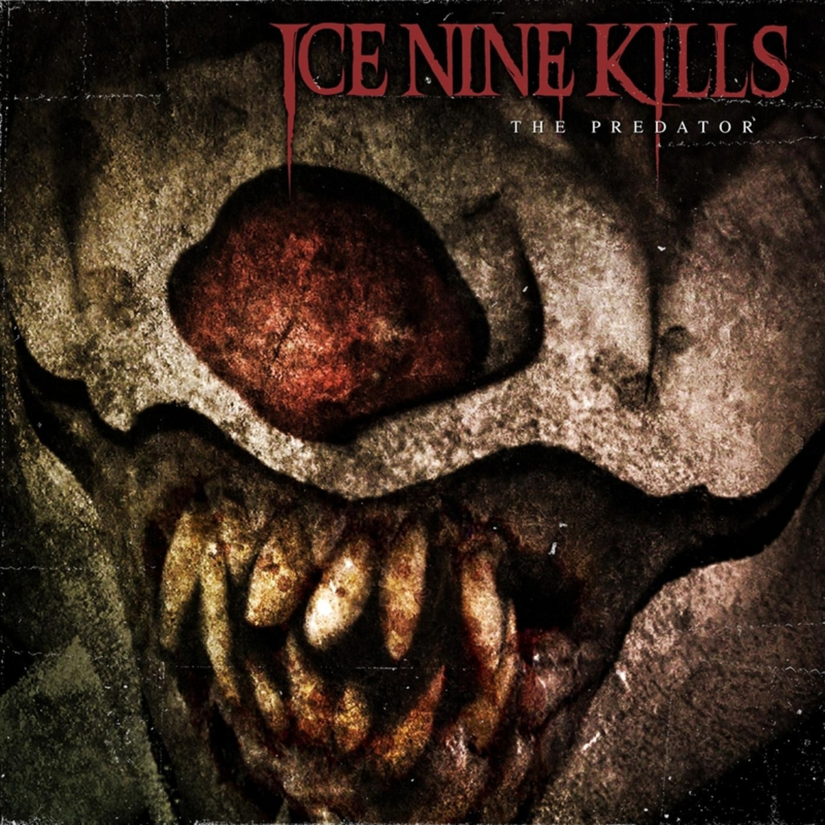 Ice Nine Kills - The Predator [EP] (2012)