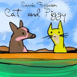 Cat and Piggy