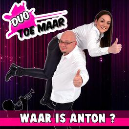 Album cover of Waar is Anton?