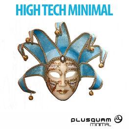 Album cover of High Tech Minimal, Vol. 1