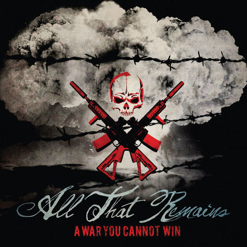 Baixar Single A War You Cannot Win, Baixar CD A War You Cannot Win, Baixar A War You Cannot Win, Baixar Música A War You Cannot Win - All That Remains 2018, Baixar Música All That Remains - A War You Cannot Win 2018