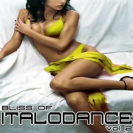 Album cover of Bliss Of Italo Dance Vol2