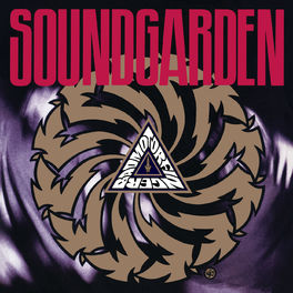 Album cover of Badmotorfinger (25th Anniversary Remaster)