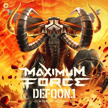 Maximum Force (Defqon.1 Anthem 2018) cover