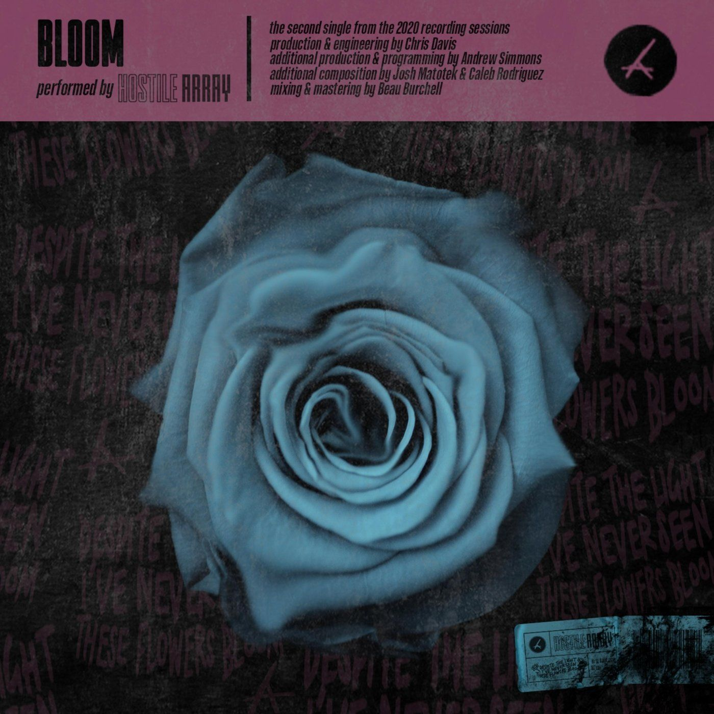 Hostile Array - Bloom [single] (2021)