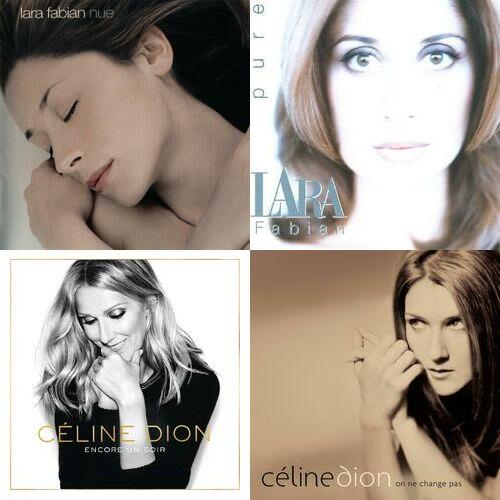 Andrea nue Celine