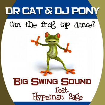 Can the Frog Tap Dance cover
