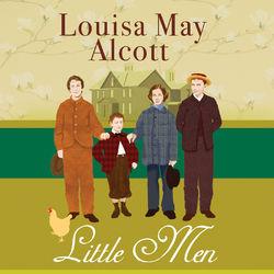Little Men - Little Women 2 (Unabridged) Audiobook