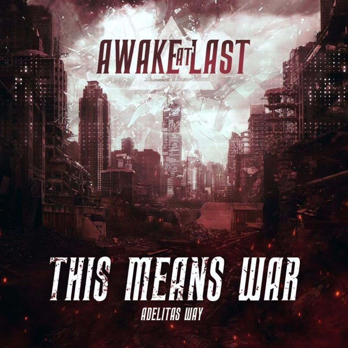 Awake At Last - THIS MEANS WAR [single] (2020)
