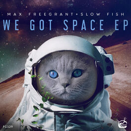 Album cover of We Got Space EP