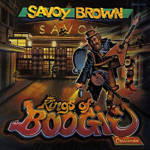 Baixar CD Kings of Boogie – Savoy Brown (1993) Grátis