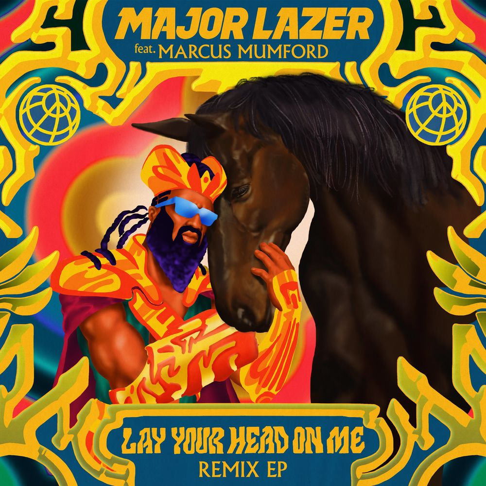 Lay Your Head On Me (feat. Marcus Mumford) (Major Lazer VIP Remix)