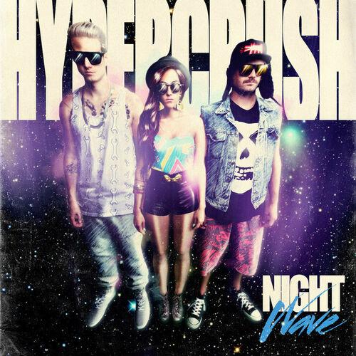 Baixar CD Night Wave – Hyper Crush (2012) Grátis